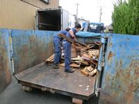 ゴミ処理について
