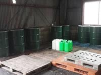 廃食油回収
