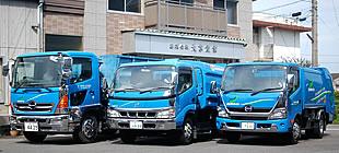 事業系廃棄物処理のイメージ
